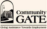 Picture of the Community GATE logo